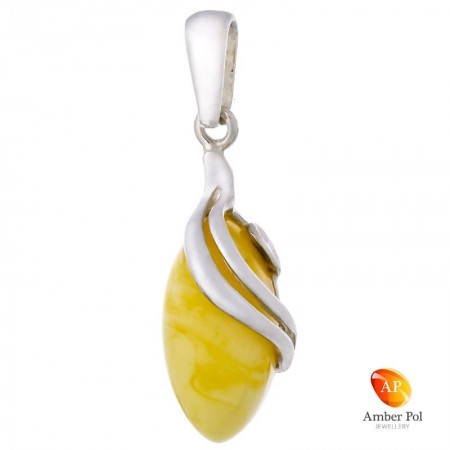 sterling-silver-amber-pendant