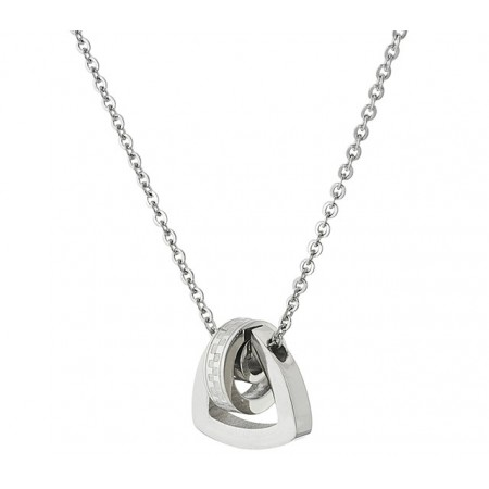 Stainless steel necklece
