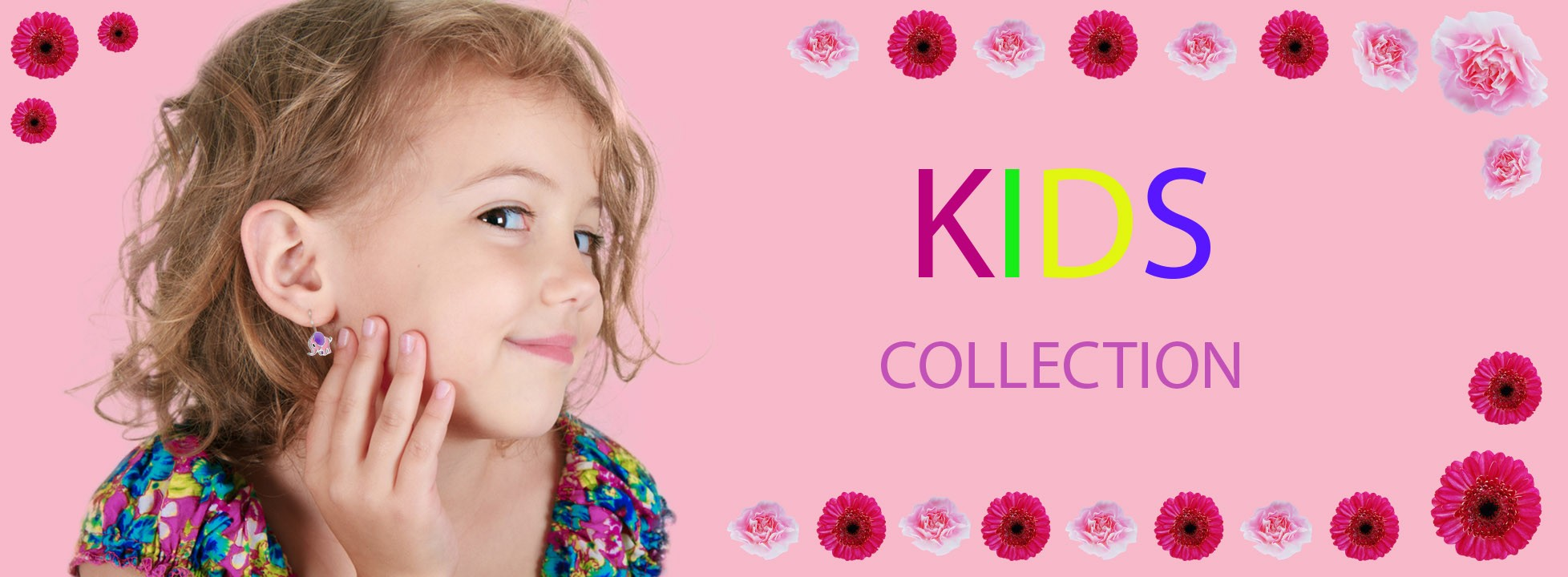 Kids jewellery collection